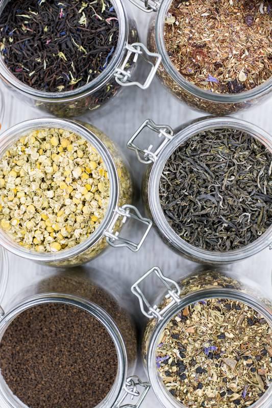Het gebruik van vochtafdrijvende thee