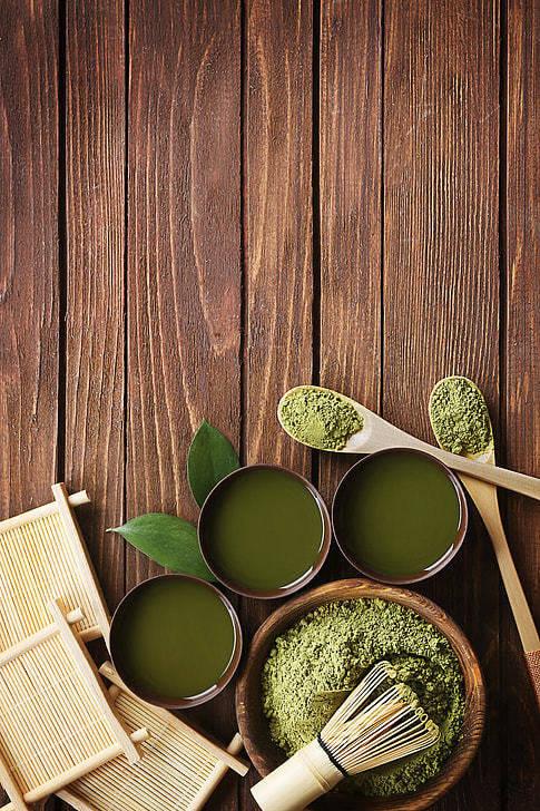 Soorten thee tijdens een japanse theeceremonie