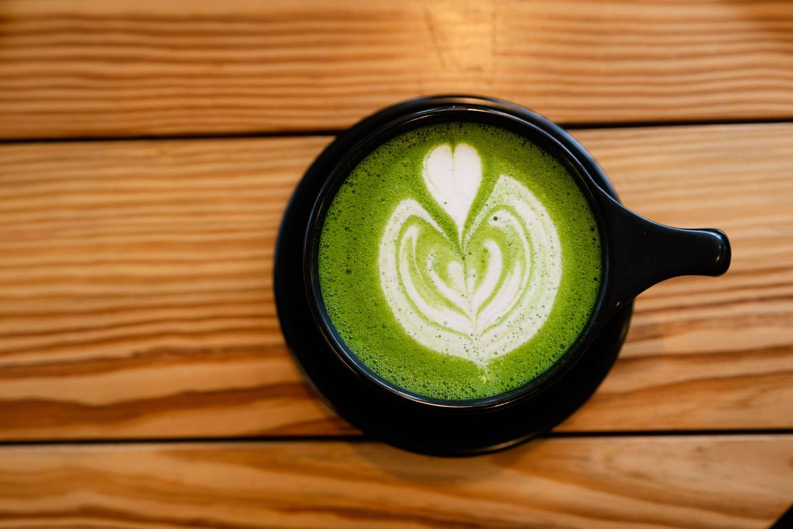 antwoorden over de wonder thee matcha