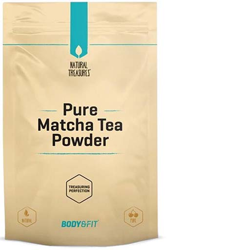 Body & Fit Superfoods Matcha Thee poeder