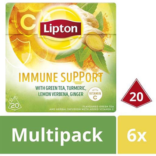 Lipton Immune Support Groene Thee