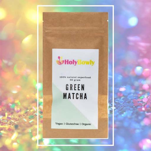green matcha poeder holybowly